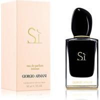 Perfume Sì Intense Feminino Giorgio Armani Edp 50Ml - Feminino-Incolor