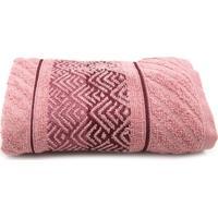 Toalha De Rosto Karsten Colin Lady Pink 48 X 80