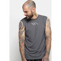 Camiseta Regata Adidas Q2 Lou Masculina - Masculino