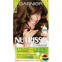 Tintura Garnier Nutrisse Kit Creme Cor 43 Capuccino Castanho Dourado