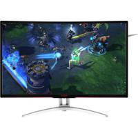 Monitor Gamer Aoc Agon 32'' Tela Curva Led Full Hd - Ag322Fcx/75