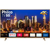 "Tv Philco Led 4K 55"" Ptv55F61Snc Bivolt"