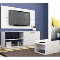 Conjunto Compacto Para Sala De Estar Br 398 - Brv Móveis Elare