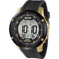 Relógio Pulso X Games Masculino - Quartz Digital - Xmppd423-Bxpx