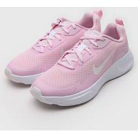 Tênis Nike Infantil Wearallday Rosa