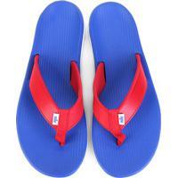 Chinelo Nike Kepa Kai Thong Masculino - Masculino-Azul+Vermelho