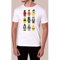 Camiseta Lego Rock Star