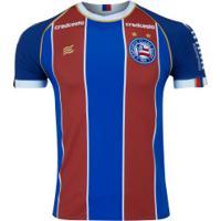 Camisa Do Bahia Ii 2020 Esquadrão - Masculina - Vermelho/Azul