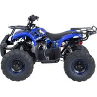 Quadriciclo Bk-Atv503Hw 110Cc Azul Bull Motors