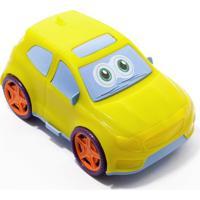 Carrinho Tchuco Cars Baby - Samba Toys - Amarelo