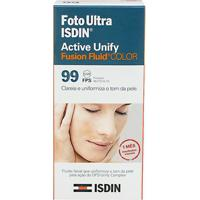 Fotoultra Active Unify Fusion Fluid Color Isdin Fps 99 - 50Ml - Unissex