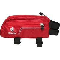 Bolsa De Quadro Deuter Transporte Para Bicicleta Energy Bag Vermelha