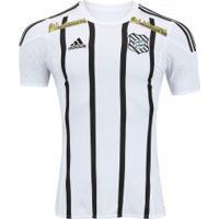 Camisa Do Figueirense Ii 2017 Adidas - Masculina - Branco/Preto