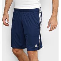 Bermuda Adidas 3S Masculina - Masculino