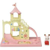 Sylvanian Families Playground Do Castelo Epoch - Unissex-Incolor