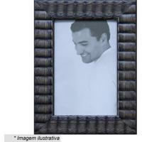 Porta Retrato- Marrom Escuro- Tamanho Da Foto: 10X15Kapos