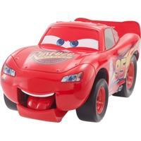 Carrinho Com Sons - Disney - Pixar - Cars 3 - Relâmpago Mcqueen - Frases Divertidas - Mattel - Masculino