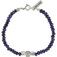 Isabel Marant Embellished Bracelet - Azul