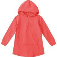 Vestido Lilica Ripilica Bebê 1011012733276 Vermelho