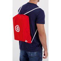 Bolsa De Ginástica Adidas Internacional Vermelha