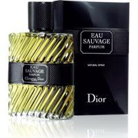Eau Sauvage Parfum By Christian Dior Eau De Parfum Masculino 100 Ml