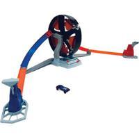 Pista De Percurso E Veículo - Hot Wheels - Action - Competição Giratória - Mattel