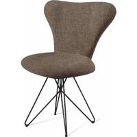 Cadeira Jacobsen Series 7 Chumbo Com Base Estrela Preta - 55925 Sun House