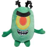 Mini Pelúcia - Bob Esponja - Plankton - Mattel