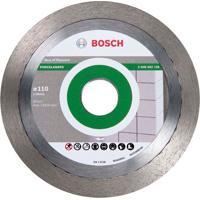 Disco Diamantado Para Corte Porcelanato, Bosch, 110 Mm