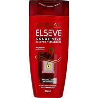 Loreal Elseve Color-Vive Shampoo Tratamento - 200Ml - Incolor - Dafiti