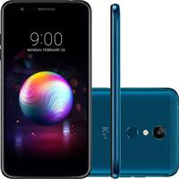 Smartphone Lg K11+ Lmx410 32Gb Desbloqueado Azul
