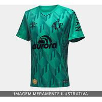 Camisa Chapecoense Iii 19/20 S/N° - Jogador Umbro Masculina - Masculino