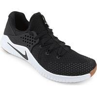 62679f9e Netshoes; Tênis Nike Free Tr V8 Masculino - Masculino-Preto+Branco