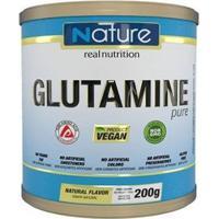 Glutamine Pure - 200G - Nature - Unissex