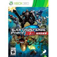 Jogo Earth Defense Force 2025 D3 X360
