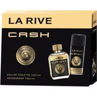 Kit Perfume Masculino 1 Cash Man Eau De Toilette 75Ml + 1 Desodorante 150Ml - Unissex-Incolor