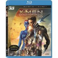X-Men Dias De Um Futuro Esquecido - Blu-Ray 3D + Blu-Ray Filme Ação