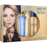 Shakira Dream Kit - Eau De Toilette 80Ml + Desodorante 150Ml - Feminino-Incolor