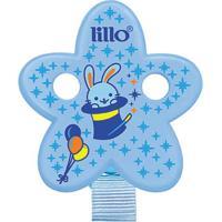 Prendedor De Chupeta - Magia Azul - Meninos - Lillo