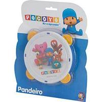 Pandeiro De Brinquedo Pocoyo - Brinquedos Cardoso