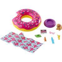 Barbie Móveis Básicos Acessórios Para Piscina - Mattel