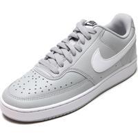 Tênis Nike Sportswear Court Vision Lo Cinza