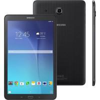 """Tablet Samsung Galaxy Tab E 9.6"""" 8Gb Sm-T560 Preto"""