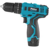 Parafusadeira Philco Ppf03 3 Em 1 Bateria