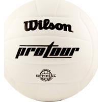 Bola Wilson De Volei Pro Tour Branca