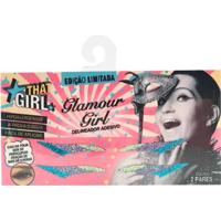 Delineador Adesivo Glamour Girl - That Girl Kit - Feminino-Incolor