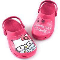 Babuche Kids Hello Kitty Cientista Plugt