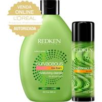 Redken Cachos Com Vida Full Swirl Kit - Shampoo + Ativador De Cachos Kit - Unissex-Incolor