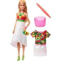 Boneca Barbie Crayola Com Acessórios - Unissex-Incolor