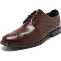 Sapato Mariner Brogue Marrom